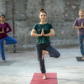Sadhana day 3 - Yogasanas